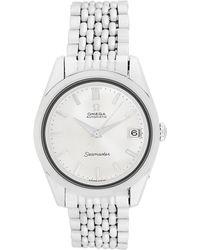 Omega Seamaster Watch - Metallic