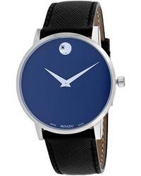 Movado Museum Sport Watch - Blue