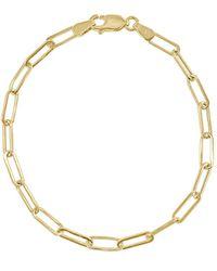 Sabrina Designs 14k Link Chain Bracelet - Metallic