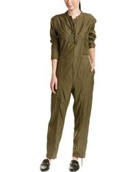 BCBGMAXAZRIA | Flight Jumpsuit | Lyst