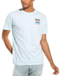 Red Jacket Orange County Int'l T-shirt - Blue
