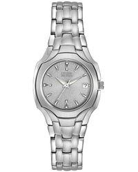 Citizen Stainless Steel Watch - Metallic