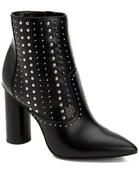 BCBGeneration - Hollis Studded Bootie - Lyst
