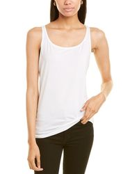 Eileen Fisher Petite Slim Shell - White
