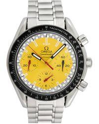 Omega Omega 1990s Men's Speedmaster Watch - Metallic