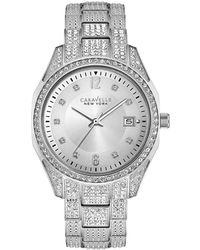 Caravelle NY - Caravelle New York Women's Stainless Steel Watch - Lyst