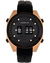 Morphic M76 Series Watch - Black
