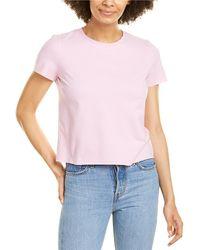 Commando ? Essential Crewneck T-shirt - Pink