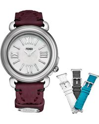 Fendi Selleria Watch - Multicolour