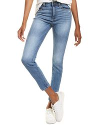 Sneak Peek High-rise Skinny Leg Jean - Blue