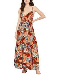 Nicholas Susan Silk-blend Dress - Multicolour