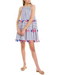 Tessora Sydni Mini Dress - Blue