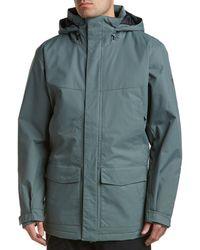 Mountain Hardwear Radian Insulated Coat - Grey