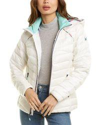 Spyder Timeless Hoodie Jacket - White