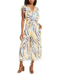 Hutch Perry Jumpsuit - Yellow