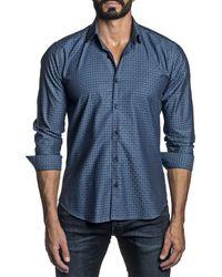 Jared Lang Woven Shirt - Blue
