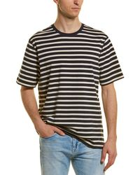Vince Smooth High-low T-shirt - Blue