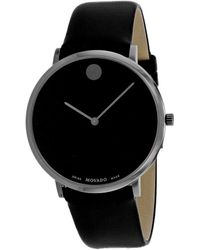 Movado Modern Watch - Black