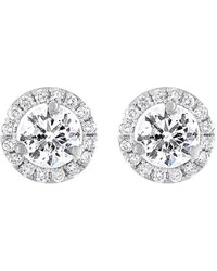 Diana M. Jewels . Fine Jewellery Platinum 4.69 Ct. Tw. Diamond Ring - Metallic