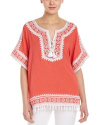 Sulu Collection Tunic - Pink