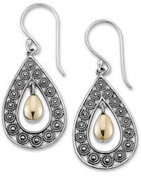 Samuel B. - Fine Jewelry Silver Earrings - Lyst