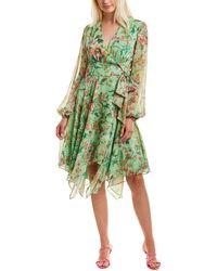 Jay Godfrey A-line Dress - Green