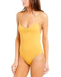 FRAME Taylor One-piece - Yellow