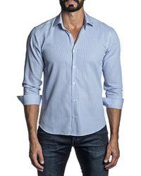 Jared Lang Woven Shirt - White