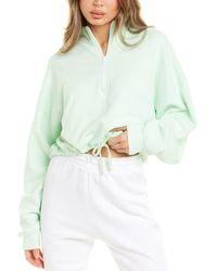 LNA Volley Sweatshirt - Green