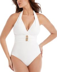 Miraclesuit Rock Solid Rockstar One-piece - White