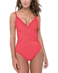 Gottex Ribbons-spring One-piece - Red