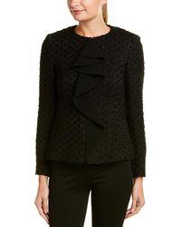Basler Wool-blend Jacket - Black