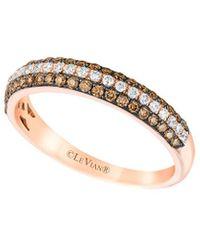 Le Vian 14k 0.44 Ct. Tw. Diamond Ring - Metallic