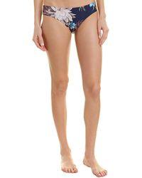 Splendid Retro Bikini Bottom - Blue