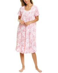 Carole Hochman Waltz Nightgown - Pink