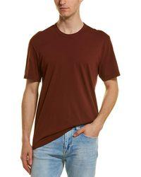 James Perse Tonal Palms T-shirt - Brown