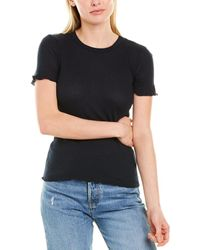 Stateside Ribbed Top - Blue