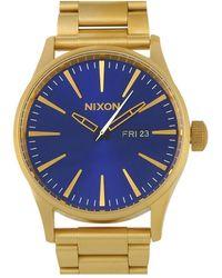 Nixon Men's Watch - Blue