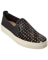 The Flexx - The Sneak About Leather Slip-on - Lyst