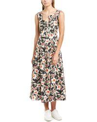 Rebecca Taylor Kamea A-line Dress - Black