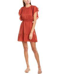 d.RA Liv A-line Dress - Red
