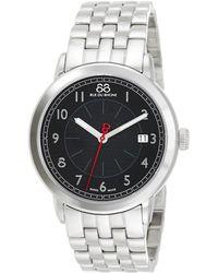 88 Rue Du Rhone Men's Double 8 Origin Watch - Metallic