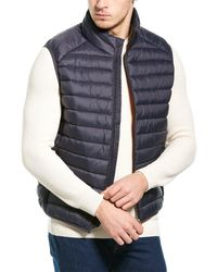 Save The Duck Basic Packable Vest - Gray