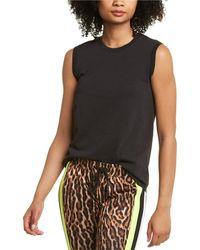 Pam & Gela Muscle T-shirt - Black
