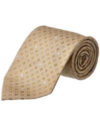 Louis Vuitton Silk Tie - Natural