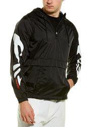 Fila Conrad 1/2-zip Jacket - Black