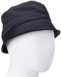 Versace 90's Logo Bucket Hat - Black