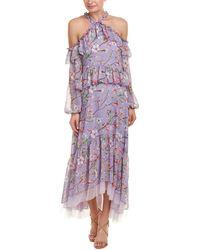 Trendyol Maxi Dress - Purple