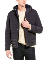 Brunello Cucinelli Hooded Down Parka - Multicolour