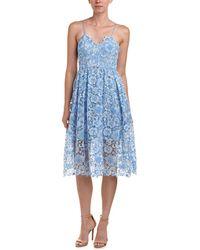 Donna Morgan - A-line Dress - Lyst